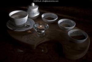 Cappuccino or café au lait